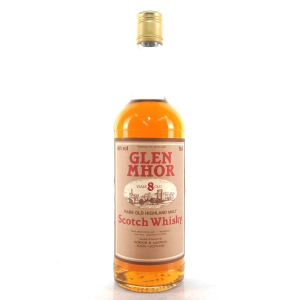 Glen Mhor 8 Year Old Gordon and MacPhail 1980s