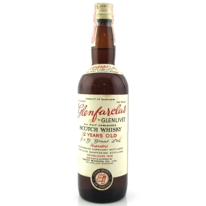 Glenfarclas 12 Year Old 1960s / US Import