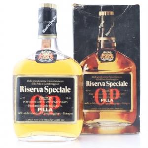Pilla Brandy Riserva Speciale