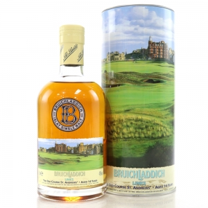 Bruichladdich Links 14 Year Old / Old Course St Andrews