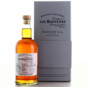 Balvenie 14 Year Old Single Cask #2379 20cl / Warehouse No.24 Sample