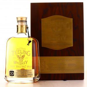Teeling 33 Year Old Vintage Reserve Single Malt