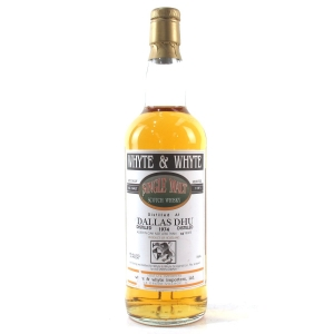 Dallas Dhu 1974 Whyte and Whyte 18 Year Old 75cl / US Import