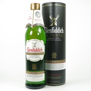 Glenfiddich The Original 1963 Taiwan Release