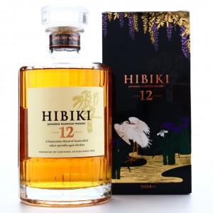 Hibiki 12 Year Old Egret Packaging