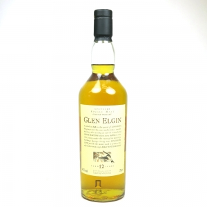 Glen Elgin 12 Year Old Flora and Fauna Front