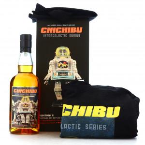 Chichibu 2011 Single Belgian Stout Cask #4549 / Intergalactic Edition 2 - with T Shirt & Tote Bag