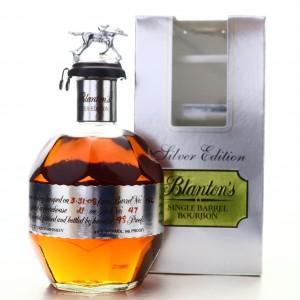 Blanton's Single Barrel Silver Edition dumped 2008