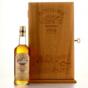 Bowmore 1964 Fino Cask 37 Year Old