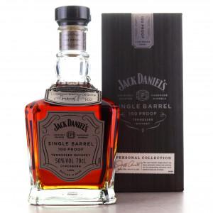 Jack Daniel's Single Barrel 100 Proof 2019 / London Gatwick