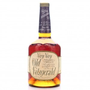 Very Very Old Fitzgerald 12 Year Old Bottled in Bond 100 Proof 1990 / Stitzel-Weller
