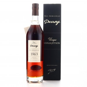 Darroze 1963 53 Year Old Armagnac