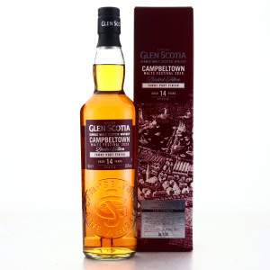 Glen Scotia 14 Year Old Peated Tawny Port Finish / Campbeltown Malts Festival 2020