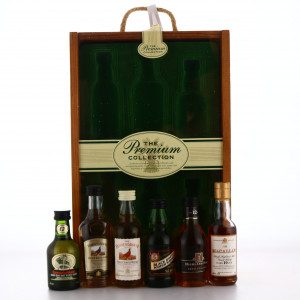 Matthew Gloag Premium Collection Miniatures x 6 / includes Macallan