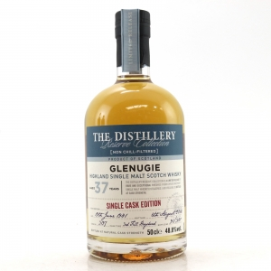 Glenugie 1981 Reserve Collection 37 Year Old 50cl / Single Cask Edition