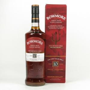 Bowmore Devil's Cask 10 Year Old Batch #2 US Import 75cl