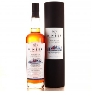 Bimber Single Virgin Cask #33 / London Whisky Club