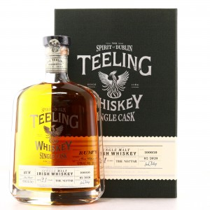 Teeling Whiskey 21 Year Old Single Rum Cask / The Nectar