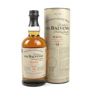 Balvenie 14 Year Peated Triple Cask