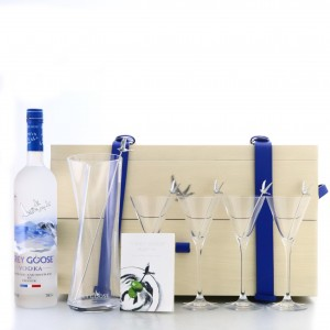 Grey Goose Vodka Martini Set