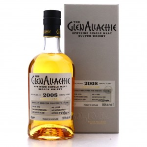 Glenallachie 2008 Single Bourbon Cask 11 Year Old #138765 / Europe Batch #3