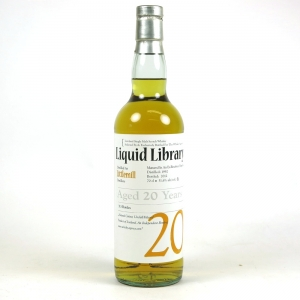 Littlemill 1992 The Whisky Agency 20 Year old