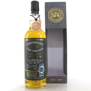 Bunnahabhain 1994 Cadenhead's 22 Year Old
