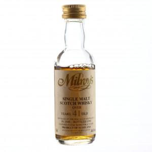 Macallan 1949 Milroy's 41 Year Old Miniature