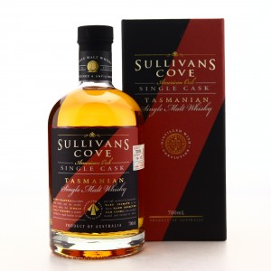 Sullivans Cove 2006 Single American Oak Cask #TD0080