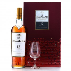 Macallan 12 Year Old Master of Photography Ernie Button