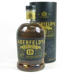 Aberfeldy 18 Year Old Front