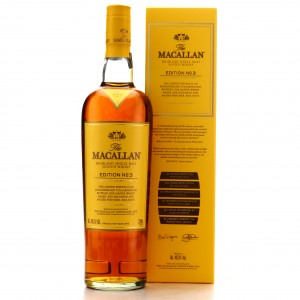 Macallan Edition No.3