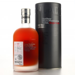 Bruichladdich 2010 Micro Provenance Single Cask 8 Year Old #2750 / UK Laddie Crew