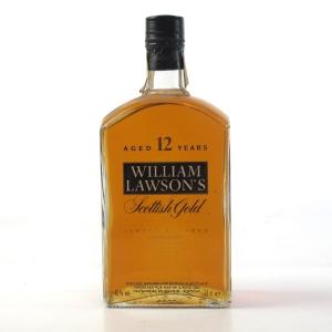 William Lawson's 12 Year Old Scottish Gold