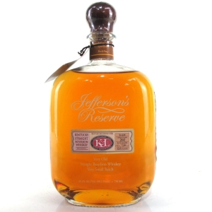 Jefferson's Reserve Very Small Batch Bourbon / K&L Wines Exclusive