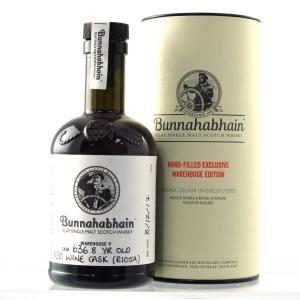 Bunnahabhain 8 Year Old Hand Filled 20cl / Rioja Cask