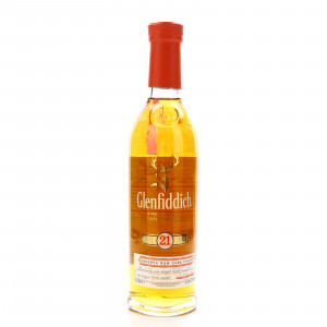 Glenfiddich 21 Year Old Reserva Rum Cask Finish 20cl