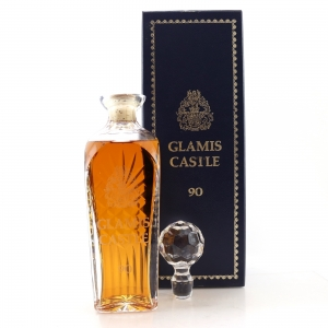 Glamis Castle 25 Year Old Decanter