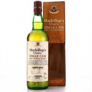 Longmorn 1972 Mackillop's Choice