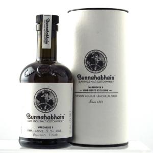 Bunnahabhain 9 Year Old Hand Filled 20cl / Bourbon Finish