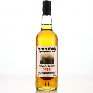 Port Ellen 1982 Parkers Whisky