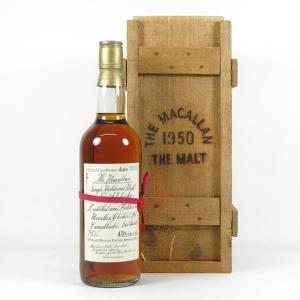 Macallan 1950 Front