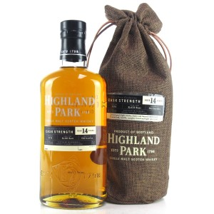 Highland Park 14 Year Old Single Cask #3376