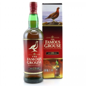 Famous Grouse 18 Year Old Blended Malt