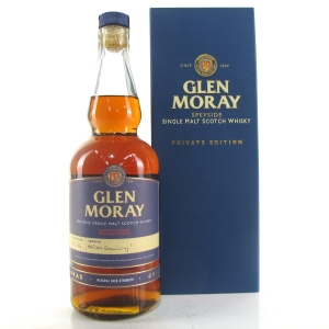 Glen Moray 2005 Hand Filled Cask #5422 / Burgundy