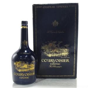 Courvoisier Fine Champagne Cognac Decanter