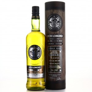 Loch Lomond Croftengea 2006 Single Cask #40