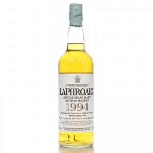 Laphroaig 1994 / Feis Ile 2006