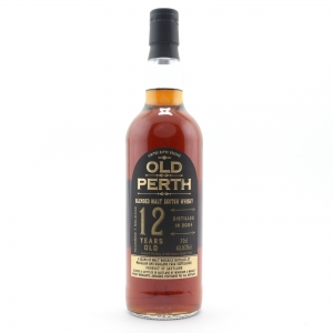 Old Perth 2004 12 Year Old Blended Malt No.1 / Macallan and Highland Park