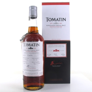 Tomatin 2005 Hand Filled Cask #5218 / Oloroso Cask